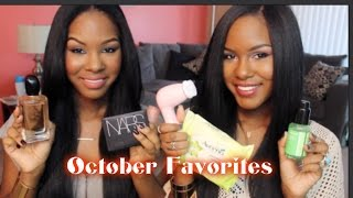 October Favorites! Thumbnail
