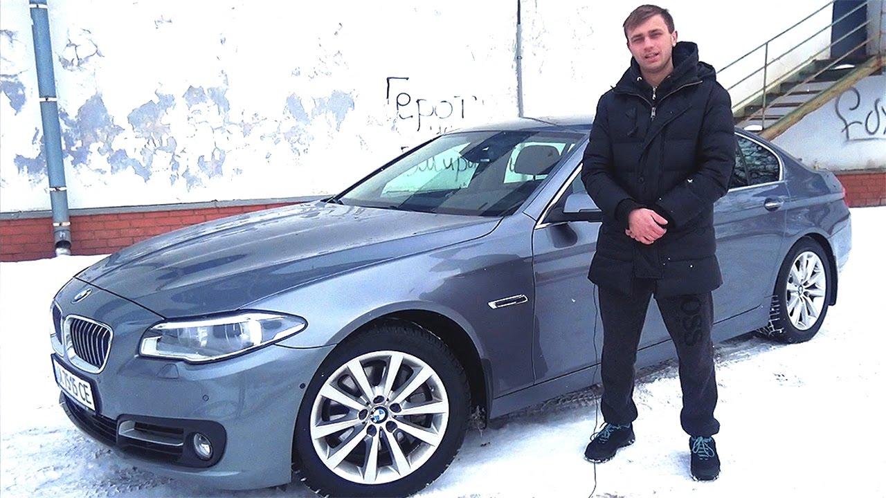 BMW F10 - Автоакустика