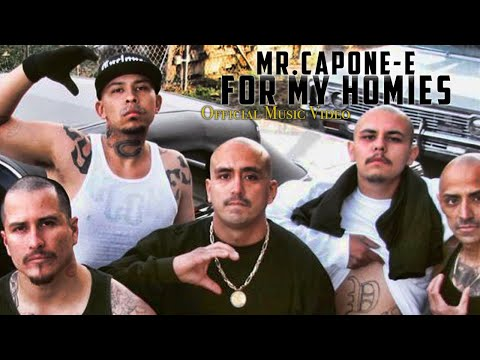 Mr.Capone-E - For My Homies (free download)