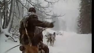 Der Schrei der schwarzen Wölfe 1972 / Filmausschnitt