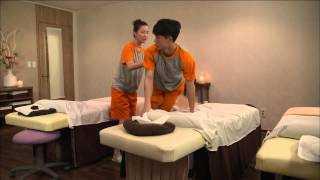 [Flower of the Queen] 여왕의 꽃 - Ko woo ri and Kang taeoh received a massage together 20150607