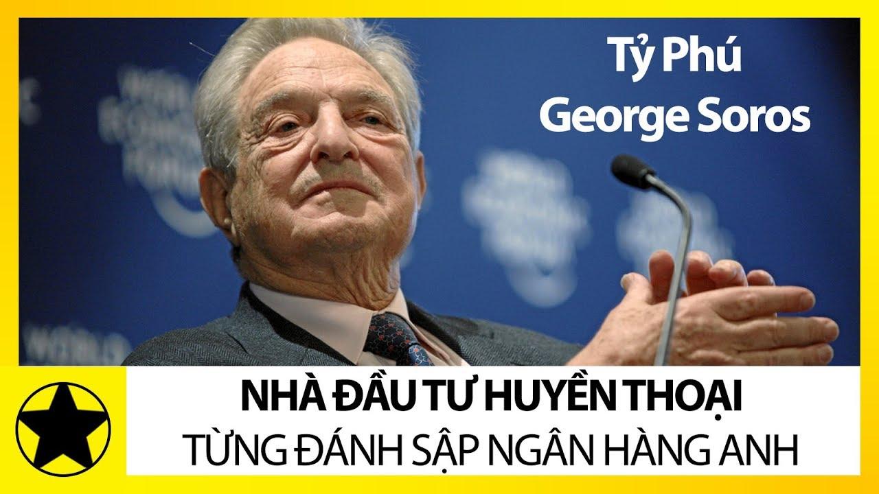 Tỷ Phú George Soros - Từ Đứa Trẻ Tị Nạn, Đến Nhà Đầu Tư Huyền Thoại Từng Đánh Sập Ngân Hàng Anh