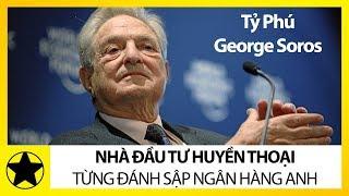Tỷ Phú George Soros - Từ Đứa Trẻ Tị Nạn, Đến Nhà Đầu Tư Huyền Thoại Từng Đánh Sặp Ngân Hàng Anh