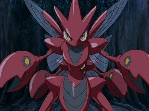 Pokemon Conquest: Scyt...