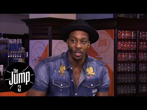 Dwight Howard Responds To Critics | The Jump | ESPN