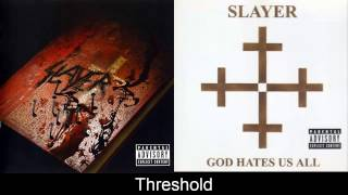 God hates us all - Slayer [FULL ALBUM]