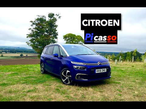 2016 Citroen C4 Grand Picasso Review - Inside Lane