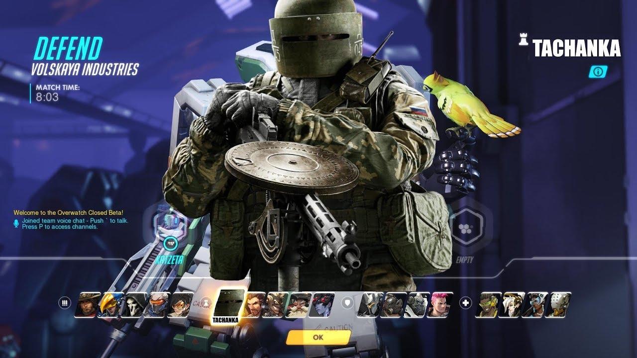 Thanks to a glitch, Tachanka is finally useful in Rainbow Six Siege