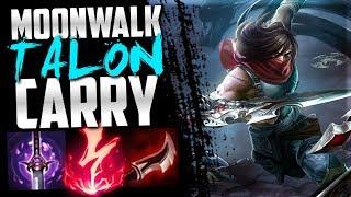 Moonwalk Talon Smurfing in Na Challenger!