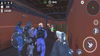 Special Forces Group 3D #2: Anti-Terror Shooting Game by Fun Shooting Games - FPS GamePlay FHD. screenshot 4