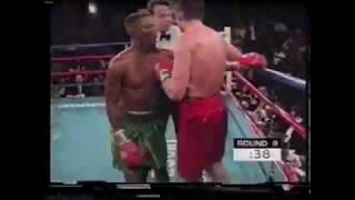 WBA世界ウェルター級挑戦者決定戦  パーネルウィテカーVSアンドレイペスリャエフ