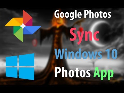 Access google backup photos windows 10