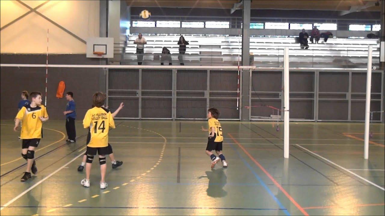 Entrainement Poussins Volley Ball - Construction en 3 ...