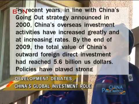 China buying up the world. China's investments abroad, outward FDI - China Price Watc -1126, 2013