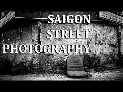 Saigon Street Photography - NTMK Street
