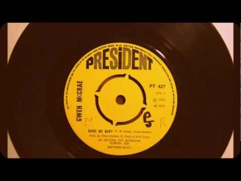 Gwen McCrae / Move me Baby ---(President) Mp3