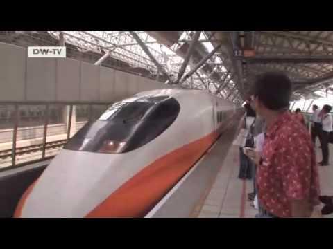 Made in Germany | Deutsche Bahn  neue Geschäfte im Ausland