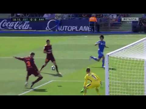 Gerard Pique controversial handball vs Getafe! thumbnail