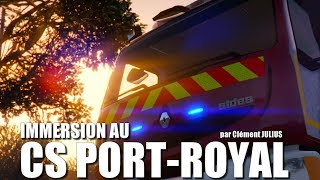 🔴 LIVE | IMMERSION AU CS PORT-ROYAL #1