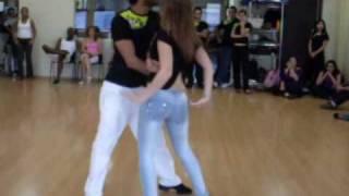 Alexandre e Luciana - Zouk Day - Solum Escola de Dança