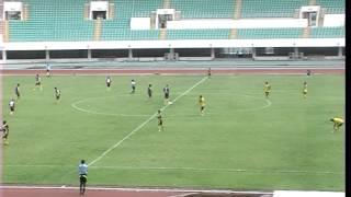 Medeam FC vrs Ashgold pre season match 2014 3