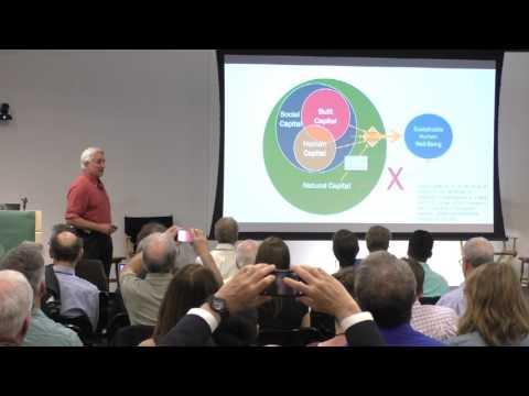 Ecological Economics: Dr. Robert Costanza - RFS '17