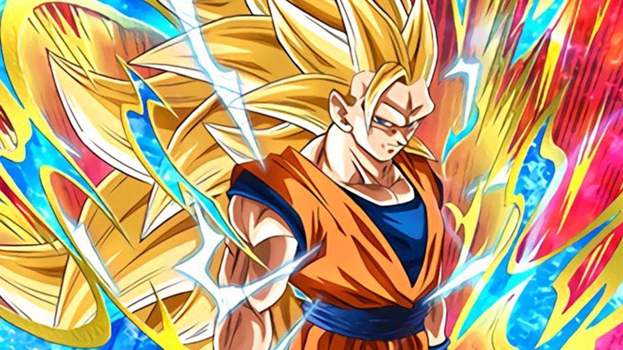 teq ssj3 goku announced for global dokkan battle youtube