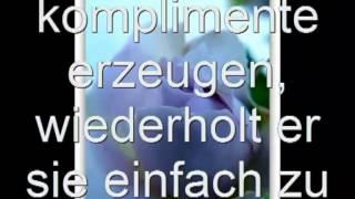 Kommunikation mit einem Narzissten Teil 1 Komplimente