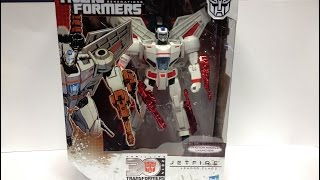 Transformers: Generations - Leader Class JETFIRE