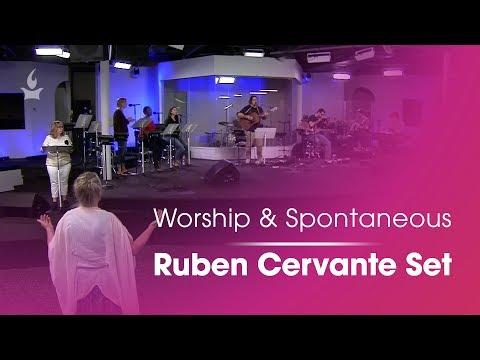 Worship & Spontaneous - Ruben Cervante Set (29-07-2017)