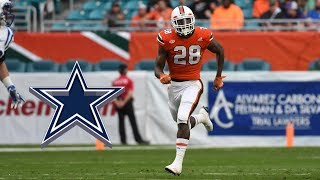 Michael Jackson Film Session || Dallas Cowboys 5th Round Cornerback