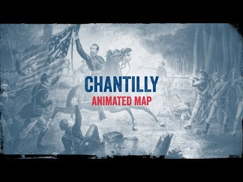 Chantilly: Animated Battle Map
