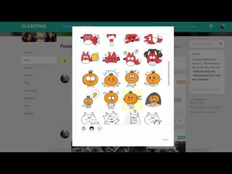 An Introduction to Classting: The Fun Classroom Social Networking Service