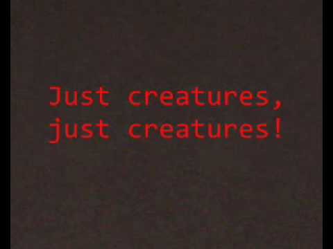 311 - Creatures w/ lyrics