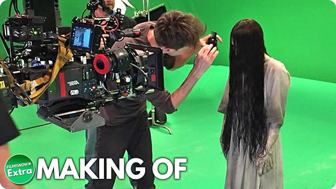 RINGS (2017) | Behind the Scenes of the Horror Movies