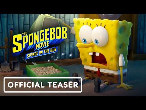 The SpongeBob Movie: Sponge On The Run - Official Teaser Trailer