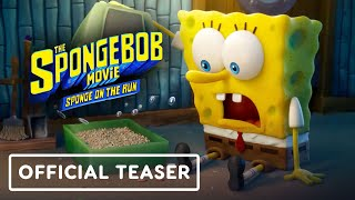 The SpongeBob Movie: Sponge On The Run - Official Teaser Trailer
