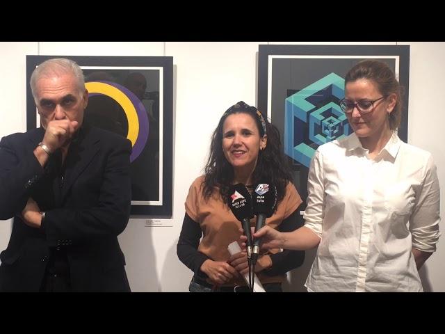 Inauguración Exposición Arte Cinético en #Aspe