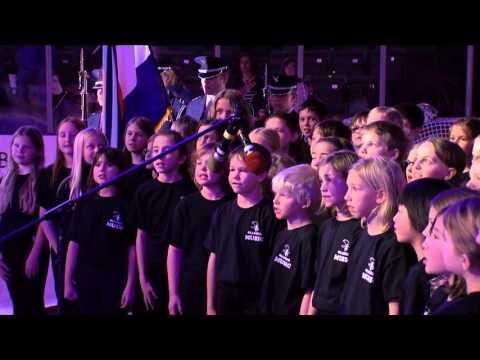 Olander Elementary School - Star Spangled Banner