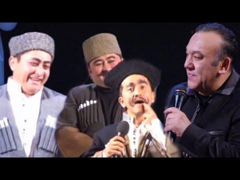 Mirzabek Xolmedov & Valijon Shamshiev - Kavkazlik Kuyovjo'ralar (mirzo Teatr)