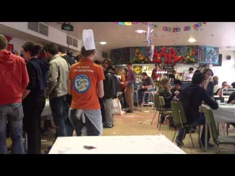 Crêpe-party à l'ESPCI