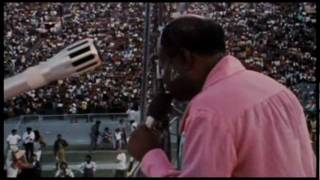 RUFUS THOMAS - DO THE FUNKY CHICKEN. LIVE FILMED PERFORMANCE 1972