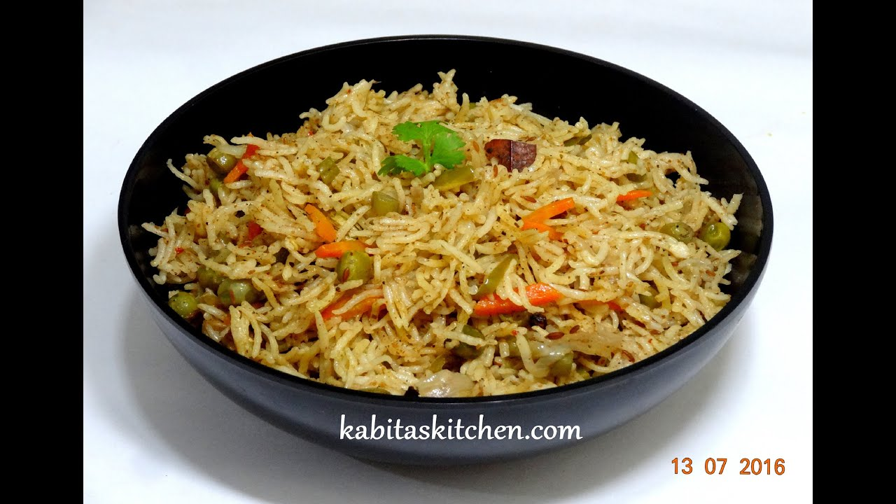 Quick vegetable biryani veg biryani in pressure cooker pressure quick vegetable biryani veg biryani in pressure cooker pressure cooker biryani easy biryani recipe youtube forumfinder