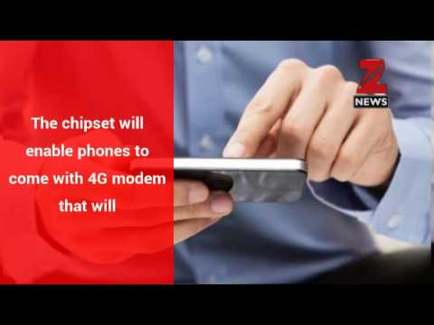 Qualcomm unveils chipset for 4G feature phones