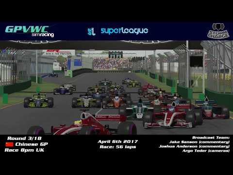 GPVWC 2017 - Superleague - R3: Shanghai
