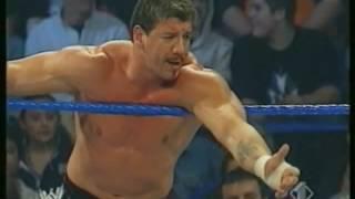 Eddie Guerrero, Booker T & Undertaker vs JBL & Orlando Jordan 3° Parte (Audio Valenti e Recalcati)