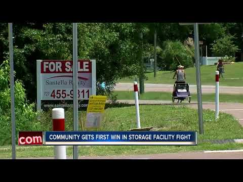 Rezoning rejected for Palm Harbor storage facility by Pinellas County planning agency