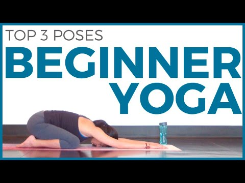 Top BEGINNER YOGA Poses | Sarah Beth Yoga