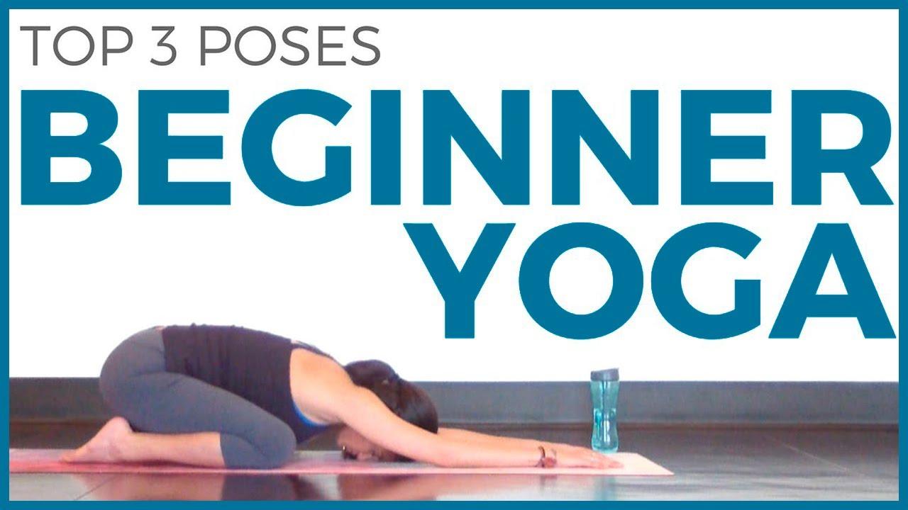 Yoga For Beginners Top Beginner Yoga Poses Sarah Beth Yoga Youtube