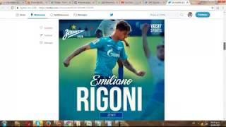 insólito error de Rulli ayudó al #Zenit de los argentinos VENCIENDO 3-1 #RSociedadA LA